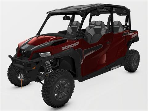 2021 Polaris General 4 1000 Deluxe Ride Command in Milford, New Hampshire