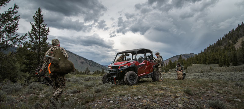 2021 Polaris General 4 1000 Deluxe Ride Command in Hailey, Idaho - Photo 4