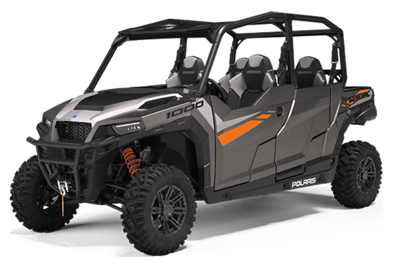 2021 Polaris General 4 1000 Premium in Tampa, Florida - Photo 1
