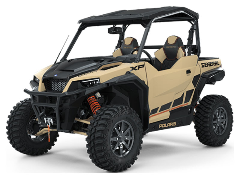 2021 Polaris General XP 1000 Deluxe in Danbury, Connecticut - Photo 1
