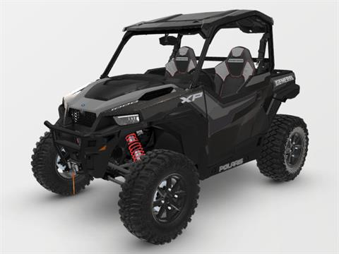 2021 Polaris General XP 1000 Deluxe Ride Command in Milford, New Hampshire