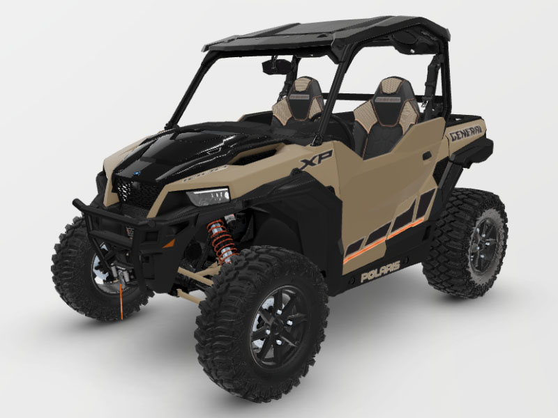 2021 Polaris General XP 1000 Deluxe Ride Command in Lebanon, Missouri