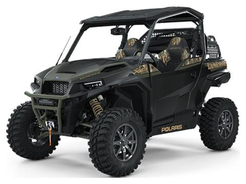 2021 Polaris General XP 1000 Pursuit Edition in Mountain View, Wyoming