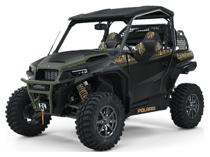 2021 Polaris General XP 1000 Pursuit Edition in Monroe, Michigan - Photo 1