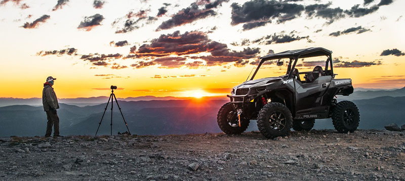 2021 Polaris General XP 1000 Pursuit Edition in Altoona, Wisconsin - Photo 2