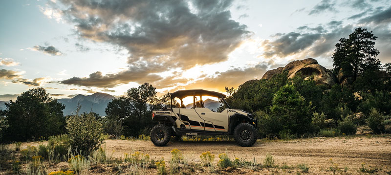 2021 Polaris General XP 1000 Pursuit Edition in Castaic, California - Photo 3