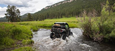 2021 Polaris General XP 1000 Pursuit Edition in Grand Lake, Colorado - Photo 4