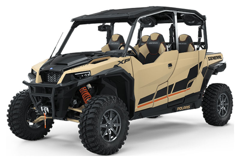 2021 Polaris General XP 4 1000 Deluxe in Redding, California - Photo 1