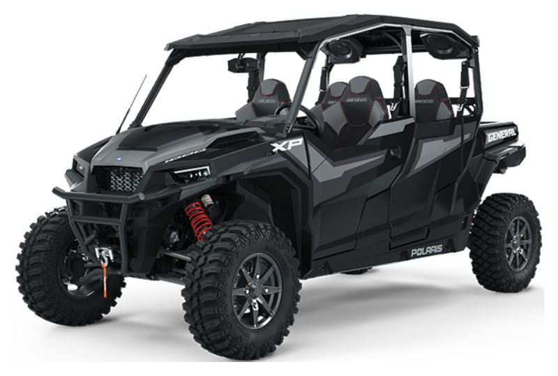 2021 Polaris GENERAL XP 4 1000 Deluxe in Eastland, Texas - Photo 1