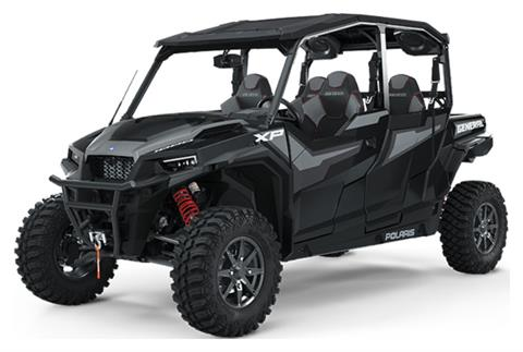 2021 Polaris General XP 4 1000 Deluxe in Monroe, Michigan
