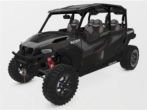 2021 Polaris General XP 4 1000 Deluxe Ride Command in Hillman, Michigan