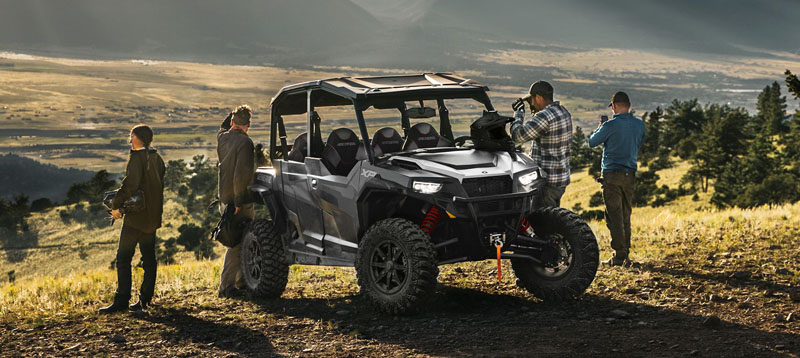 2021 Polaris General XP 4 1000 Deluxe Ride Command in Castaic, California - Photo 4