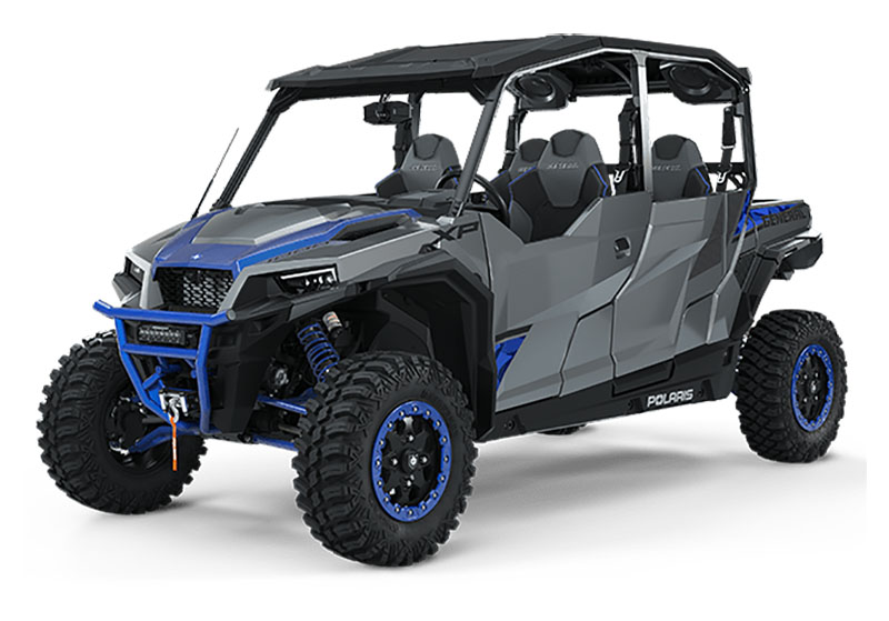 2021 Polaris General XP 4 1000 Factory Custom Edition in Pascagoula, Mississippi - Photo 1