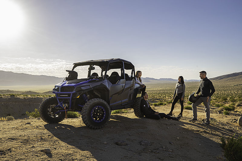 2021 Polaris General XP 4 1000 Factory Custom Edition in Auburn, California - Photo 4