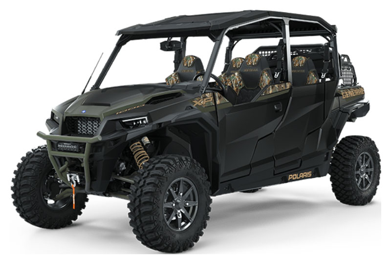 2021 Polaris General XP 4 1000 Pursuit Edition in Woodstock, Illinois - Photo 1