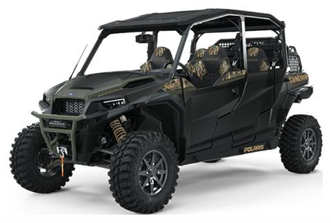 2021 Polaris General XP 4 1000 Pursuit Edition in Anchorage, Alaska - Photo 1