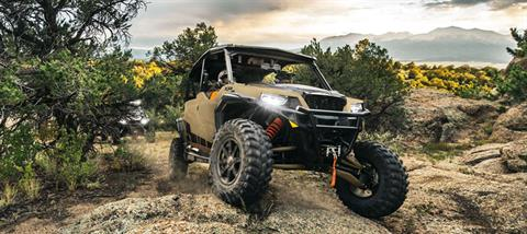 2021 Polaris General XP 4 1000 Pursuit Edition in Amarillo, Texas - Photo 3