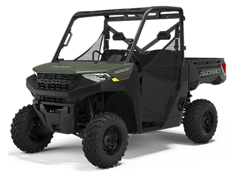2021 Polaris Ranger 1000 in Kansas City, Kansas - Photo 1