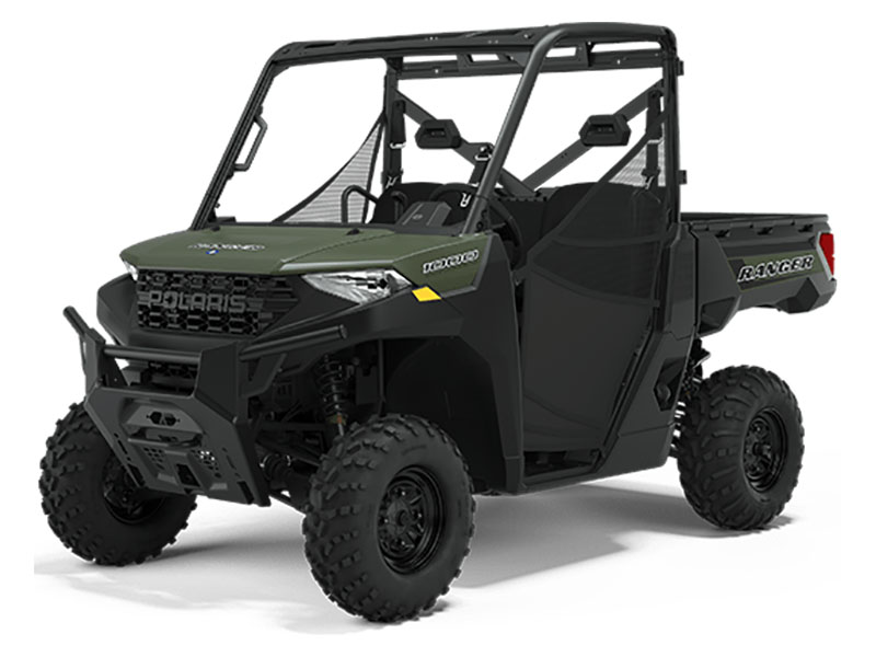 2021 Polaris Ranger 1000 EPS in Hollister, California - Photo 1