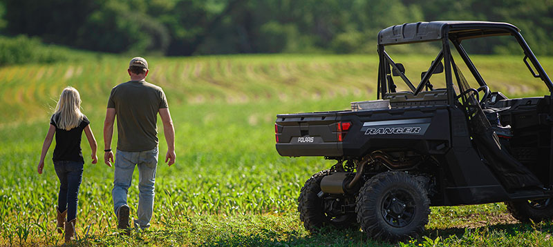 2021 Polaris Ranger 1000 Premium in Ames, Iowa - Photo 5