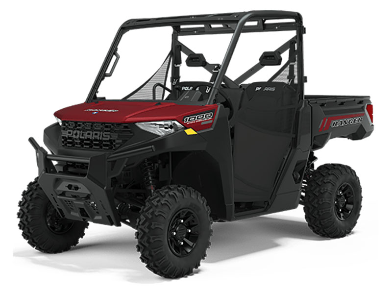 2021 Polaris Ranger 1000 Premium in Ukiah, California - Photo 1