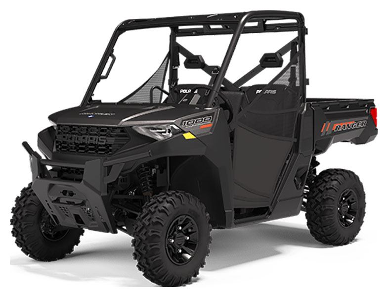 2020 Polaris Ranger 1000 Premium in Afton, Oklahoma - Photo 1