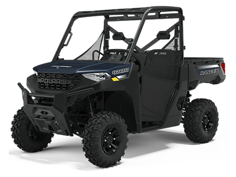 2021 Polaris Ranger 1000 Premium in Devils Lake, North Dakota - Photo 1