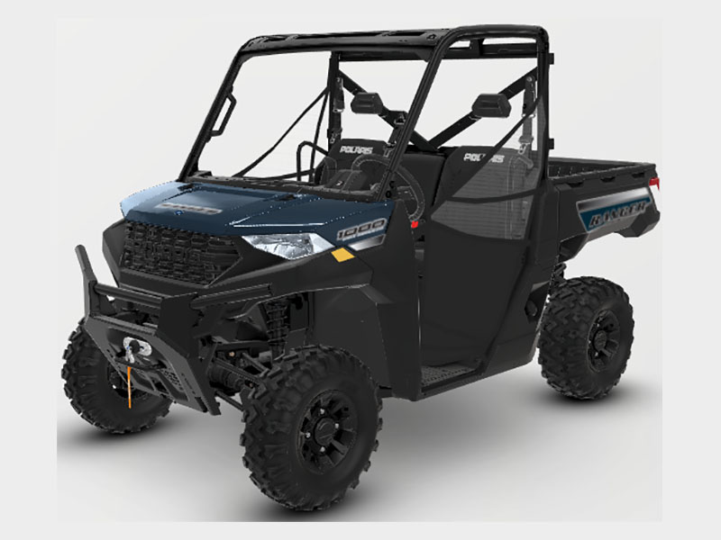 2021 Polaris Ranger 1000 Premium + Winter Prep Package in Milford, New Hampshire - Photo 1