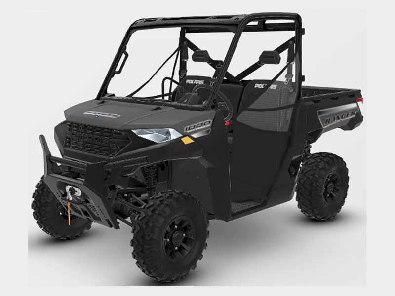 2021 Polaris Ranger 1000 Premium + Winter Prep Package in Iowa City, Iowa - Photo 1