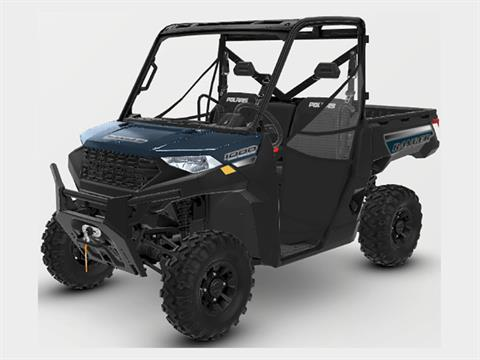 2021 Polaris Ranger 1000 Premium + Winter Prep Package in Hillman, Michigan - Photo 1