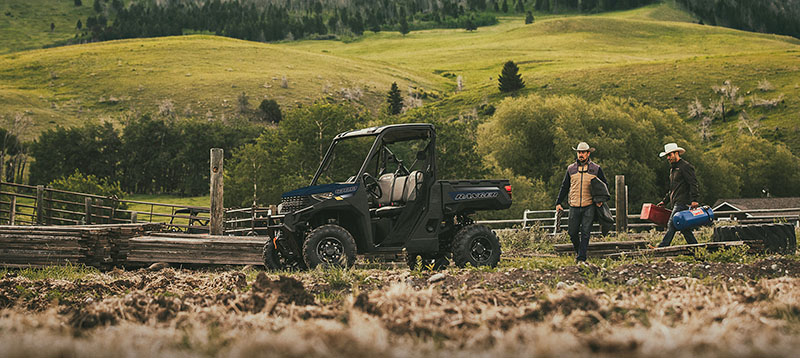 2021 Polaris Ranger 1000 Premium + Winter Prep Package in Monroe, Michigan - Photo 2