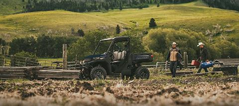 2021 Polaris Ranger 1000 Premium + Winter Prep Package in Newport, New York - Photo 2