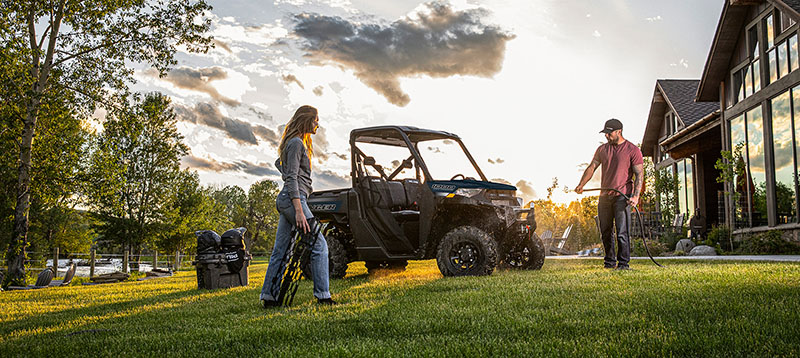 2021 Polaris Ranger 1000 Premium + Winter Prep Package in Hillman, Michigan - Photo 3