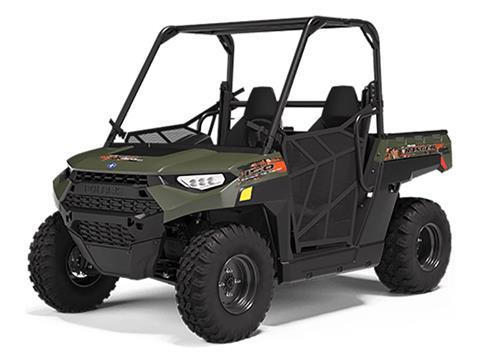 2021 Polaris Ranger 150 EFI in Kansas City, Kansas - Photo 1