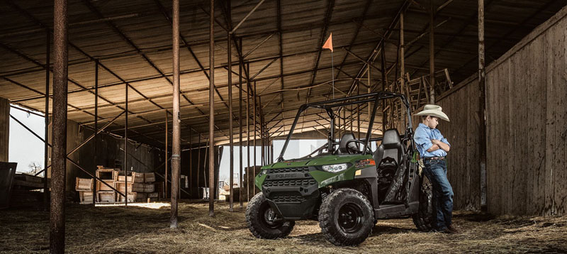 2021 Polaris Ranger 150 EFI in Milford, New Hampshire - Photo 2