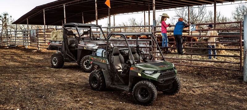 2021 Polaris Ranger 150 EFI in Houston, Ohio - Photo 4