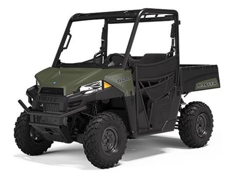 2021 Polaris Ranger 500 in Woodstock, Illinois - Photo 1