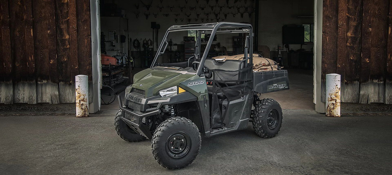 2021 Polaris Ranger 500 in Jones, Oklahoma - Photo 2