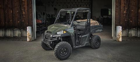 2021 Polaris Ranger 500 in Danbury, Connecticut - Photo 2