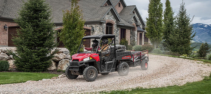 2021 Polaris Ranger 500 in Ontario, California - Photo 4