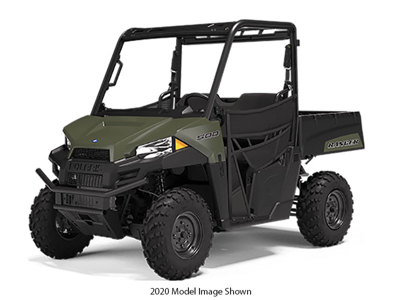 2021 Polaris Ranger 500 in Hollister, California