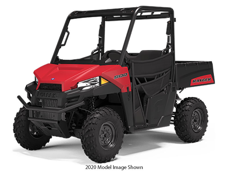 2021 Polaris Ranger 500 in Pascagoula, Mississippi