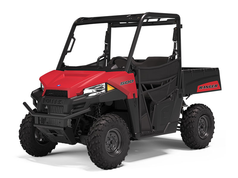 2021 Polaris Ranger 500 in Cambridge, Ohio - Photo 1