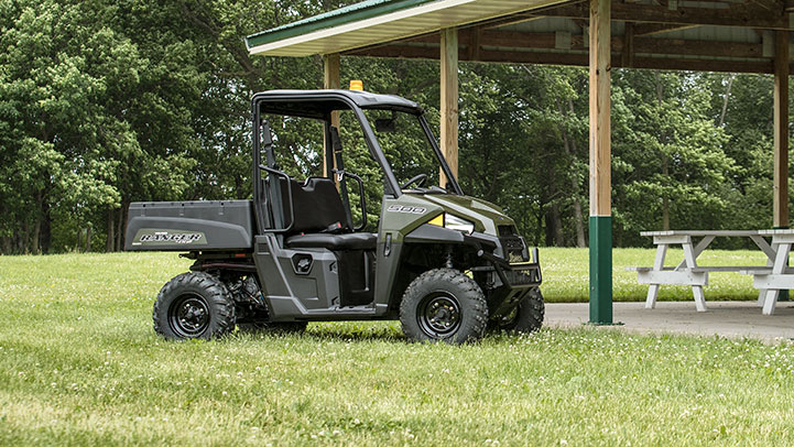 2021 Polaris Ranger 500 4x2 in Cedar Rapids, Iowa - Photo 3