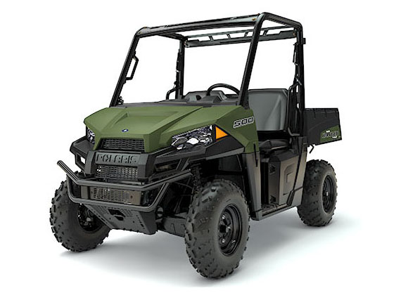 2021 Polaris Ranger 500 4x2 in Milford, New Hampshire - Photo 1