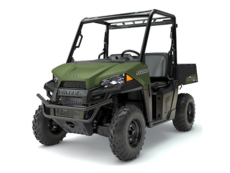 2021 Polaris Ranger 500 4x2 in Cedar Rapids, Iowa - Photo 6