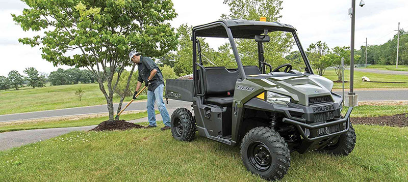 2021 Polaris Ranger 500 4x2 in Milford, New Hampshire - Photo 9