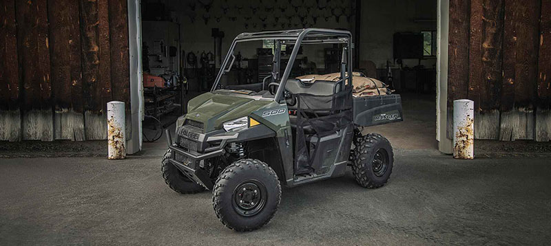 2021 Polaris Ranger 500 4x2 in San Marcos, California - Photo 12