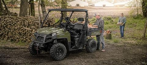 2021 Polaris Ranger 570 Full-Size in Lincoln, Maine - Photo 2