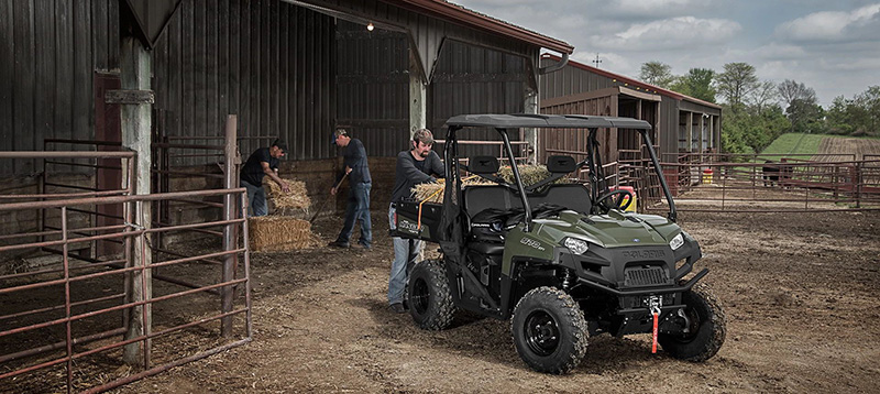 2021 Polaris Ranger 570 Full-Size in Lincoln, Maine - Photo 3